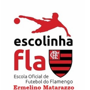 Escudo da equipe Flamengo Ermelino - Sub 10