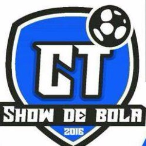 Escudo da equipe CT Show de Bola - Sub 15