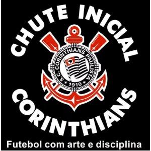 Escudo da equipe Chute Inicial Corinthians Mooca - Sub 13