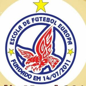 Escudo da equipe E.F. Europa - Sub 12
