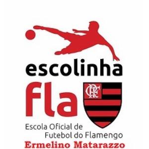 Escudo da equipe Flamengo Ermelino - Sub 08