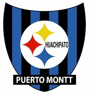 Escudo da equipe Huachipato Puerto Montt - Sub 15