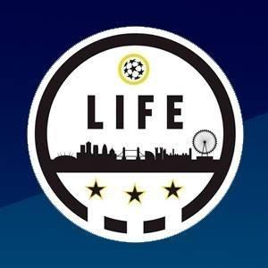 Escudo da equipe LIFE - London Institute Football Excelence - Sub 17