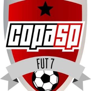 Logo do torneio III COPA SP DE FUTEBOL 7 - SUB 15