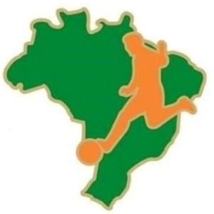 Logo do torneio XI COPA BRASIL DE FUTEBOL 7 - SUB 15