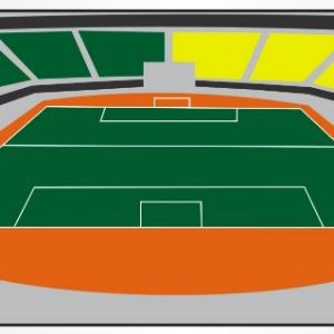 Logo do torneio VIII COPA ARENA DE FUTEBOL 7 - SUB 14
